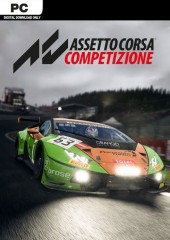 Assetto Corsa Competizione Steam PC CD Key