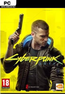 Joc CYBERPUNK 2077 GOG.COM KEY pentru GOG