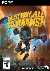Destroy All Humans! Steam CD Key