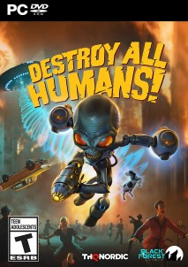 Destroy All Humans! Steam CD Key