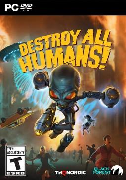 Joc Destroy All Humans! Steam CD Key pentru Steam