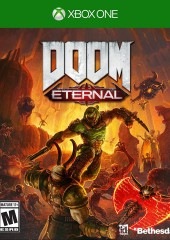 DOOM Eternal XBOX One CD Key