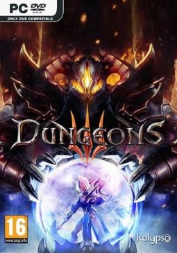 Joc Dungeons 3 Steam CD Key pentru Steam