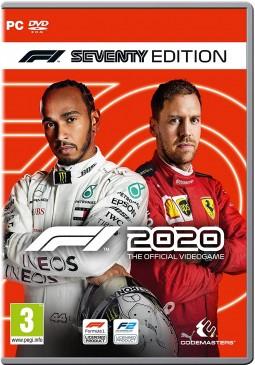 Joc F1 2020 Seventy Edition Steam CD Key pentru Steam