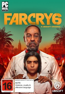 Joc Far Cry 6 Uplay pentru Uplay