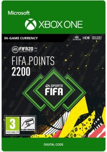 FIFA 20 - Ultimate Team 2200 FUT Points XBOX One CD Key