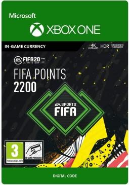 Joc FIFA 20 - Ultimate Team 2200 FUT Points XBOX One CD Key pentru XBOX