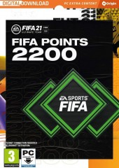 FIFA 21 2200 FUT Points Origin Key