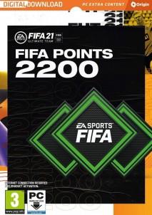 FIFA 21 2200 FUT Points Origin Key