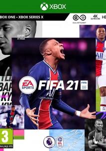 FIFA 21 XBOX ONE KEY