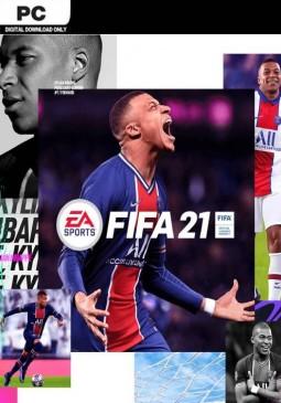 Joc FIFA 21 ORIGIN KEY pentru Origin
