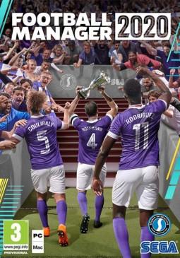 Joc FOOTBALL MANAGER 2020 STEAM KEY pentru Steam