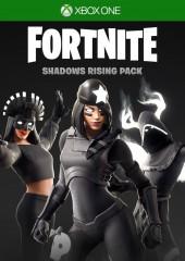 FORTNITE BATTLE ROYALE SHADOWS RISING PACK XBOX LIVE KEY
