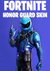 FORTNITE HONOR GUARD SKIN EPIC GAMES KEY PC