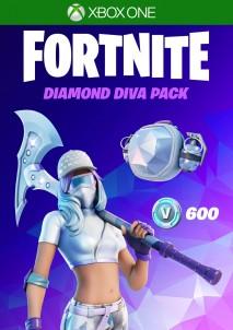 Fortnite The Diamond Diva Pack Xbox One, Series X S Key