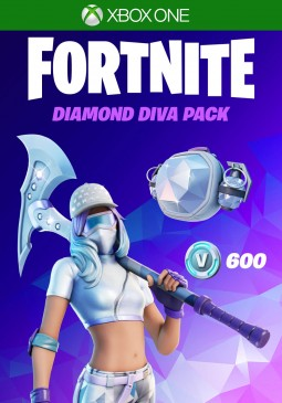 Joc Fortnite The Diamond Diva Pack Xbox One, Series X S Key pentru XBOX