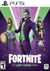 FORTNITE THE LAST LAUGH BUNDLE (PS5) KEY