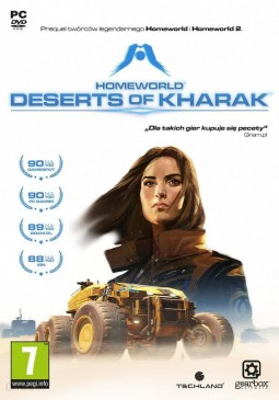 Joc HOMEWORLD: DESERTS OF KHARAK STEAM KEY pentru Steam