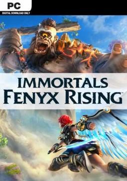 Joc Immortals Fenyx Rising Uplay pentru Steam