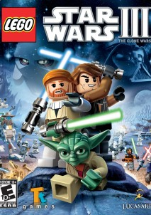 LEGO STAR WARS III: THE CLONE WARS Steam CD-Key