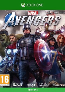 Marvel's Avengers XBOX ONE Key