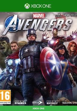 Joc Marvel s Avengers XBOX ONE Key pentru XBOX
