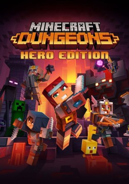 Joc MINECRAFT: DUNGEONS | HERO EDITION PC WINDOWS 10 KEY pentru Official Website