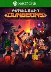 MINECRAFT: DUNGEONS (XBOX ONE) - XBOX LIVE KEY