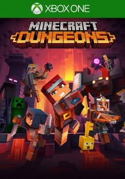 Joc MINECRAFT: DUNGEONS (XBOX ONE) - XBOX LIVE KEY pentru XBOX