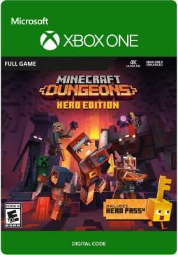 Joc MINECRAFT: DUNGEONS HERO EDITION (XBOX ONE) - XBOX LIVE KEY pentru XBOX