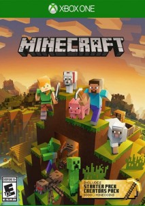 Minecraft Master Collection XBOX One CD Key