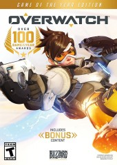 Overwatch: Game of the Year Edition Battle.net Key GLOBAL