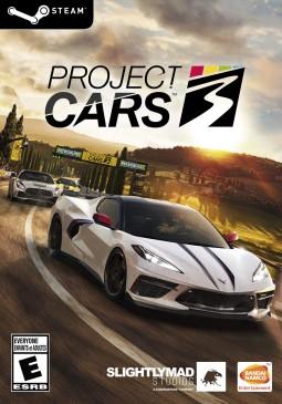 Joc Project Cars 3 pentru Steam