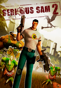 Joc Serious Sam 2 pentru Steam