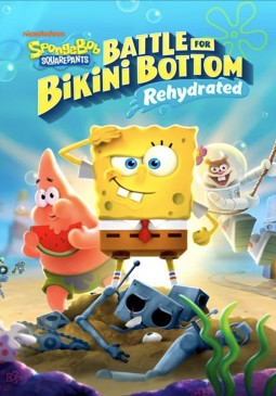 Joc SpongeBob SquarePants: Battle for Bikini Bottom Rehydrated Steam CD Key pentru Steam