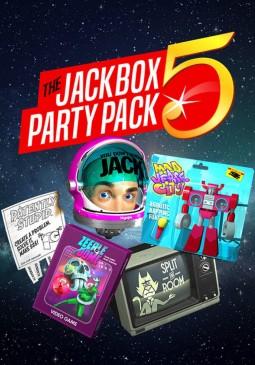 Joc The Jackbox Party Pack 5 pentru Steam