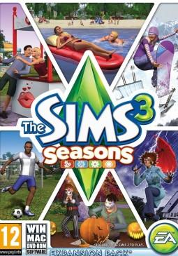 Joc The Sims 3 Seasons DLC Origin pentru Origin