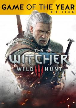 Joc The Witcher 3 Wild Hunt GOTY Edition GOG Key pentru GOG