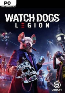 WATCH DOGS LEGION Uplay