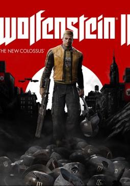Joc Wolfenstein II The New Colossus Key pentru Steam
