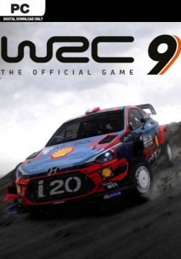 Joc WRC 9 FIA World Rally Championship Epic Games pentru Official Website