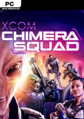 XCOM: CHIMERA SQUAD EU Steam (PC)