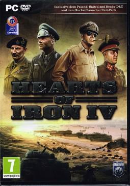 Joc Hearts of Iron IV (uncut) pentru Steam