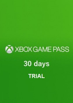 MICROSOFT XBOX GAME PASS 30 DAYS TRIAL