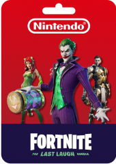 FORTNITE THE LAST LAUGH BUNDLE (NINTENDO SWITCH) KEY