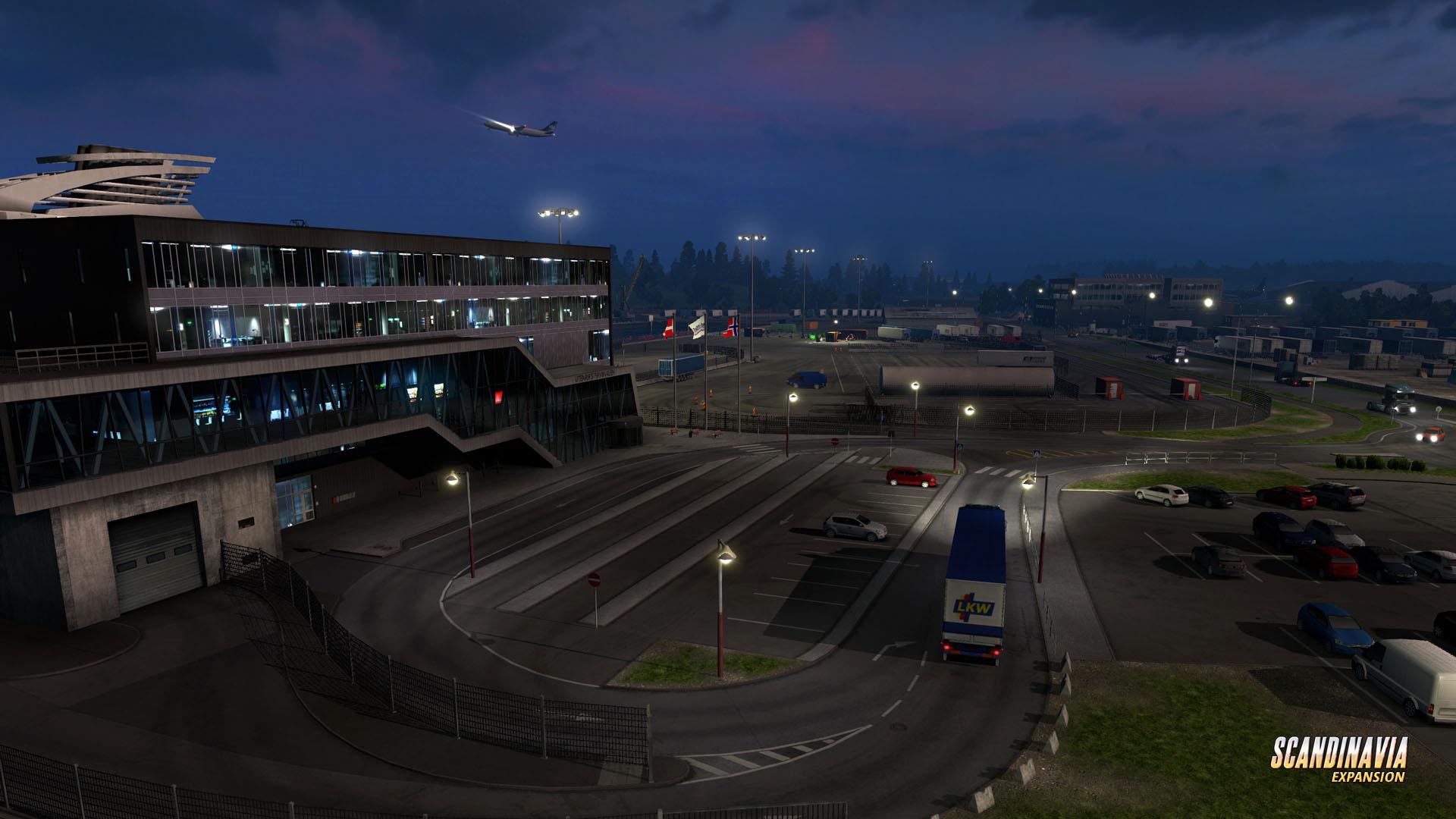 Euro Truck Simulator Scandinavia DLC Steam CD Key - Portugal map euro truck simulator 2