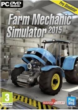 Farm Mechanic Simulator 2015 PC (Steam)