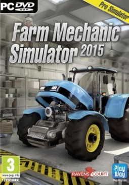 Joc Farm Mechanic Simulator 2015 PC (Steam) pentru Steam