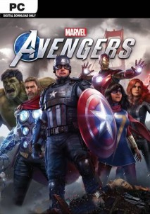 Marvel's Avengers Steam PC Key