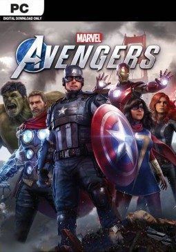 Joc Marvel s Avengers Steam PC Key pentru Steam
